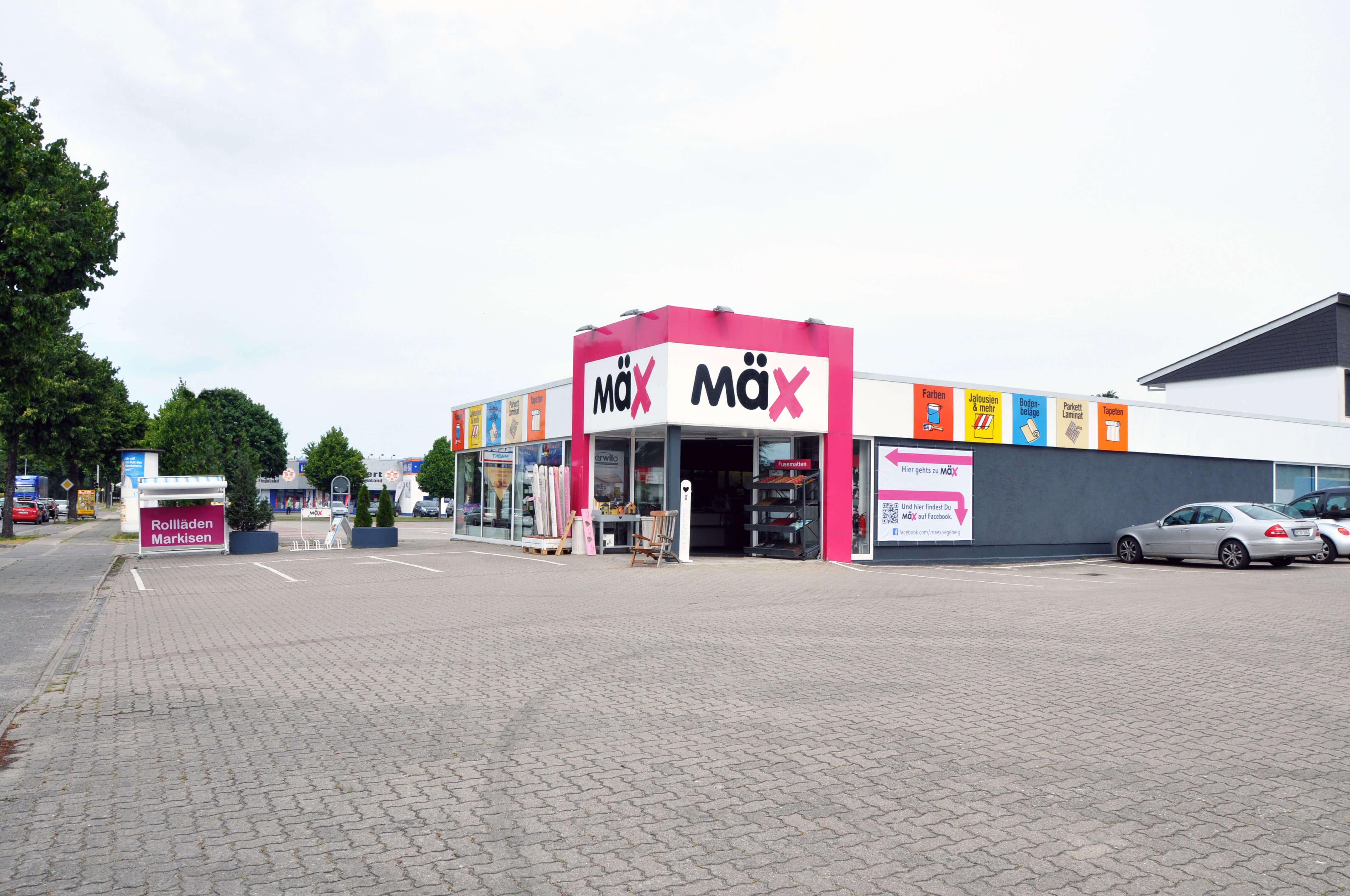 Max Farben Zentrale Bad Segeberg